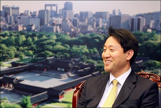 오세훈 서울시장.