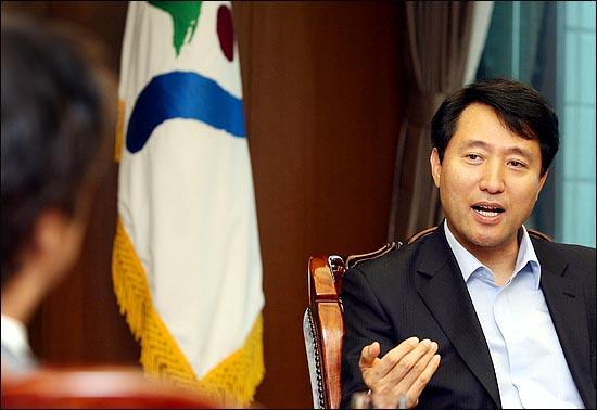 오세훈 서울시장 당선자.