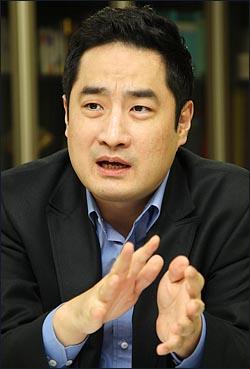 무소속 강용석 의원. ⓒ데일리안 박항구 기자