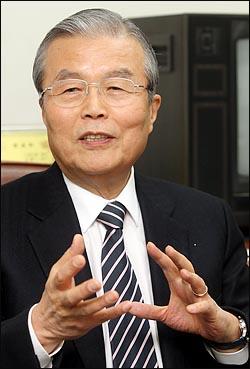 김종인 한나라당 비상대책위원. ⓒ데일리안 박항구 기자