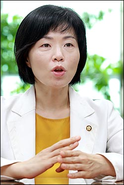 민현주 새누리당 의원. ⓒ데일리안 박항구 기자