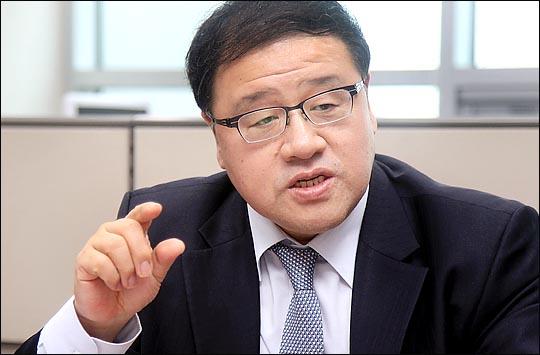 안종범 새누리당 의원. ⓒ데일리안 박항구 기자