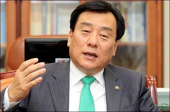 박기춘 민주당 원내대표. ⓒ데일리안 박항구 기자