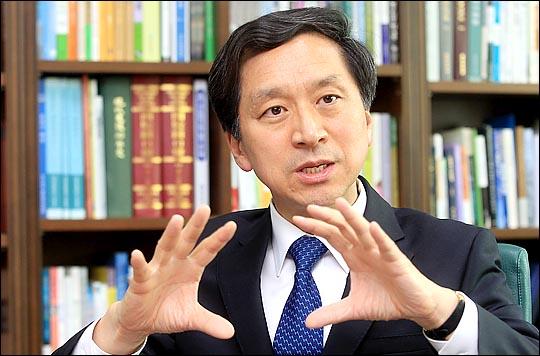 김기현 새누리당 정책위의장.ⓒ데일리안 박항구 기자