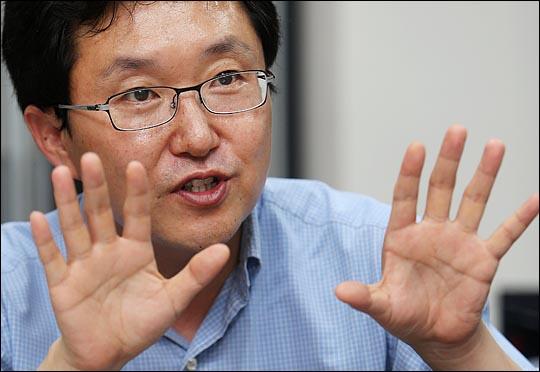 김용태 새누리당 의원. ⓒ데일리안 홍효식 기자