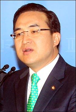 박홍근 민주당 의원. ⓒ데일리안 박항구 기자
