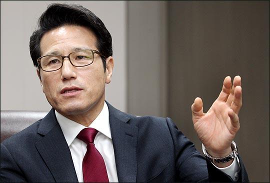 정병국 새누리당 의원. ⓒ데일리안 박항구 기자
