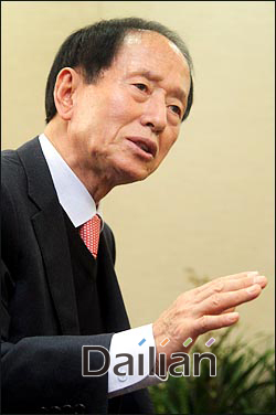 정만순 원장은 여러 가지 갈등에 대해 정확히 인지하고 있다. ⓒ 데일리안 박항구 기자