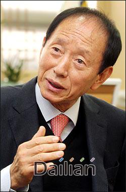 """정만순 원장은 임기 내 목표로 """"해외 저변 확대""""를 꼽았다. ⓒ 데일리안 박항구 기자"""