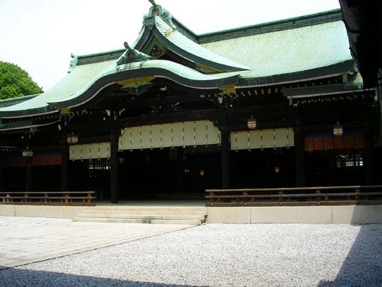 일본 동경에 위치한 신사. 전쟁범죄자들의 위패를 모아둔 곳이다.ⓒ데일리안