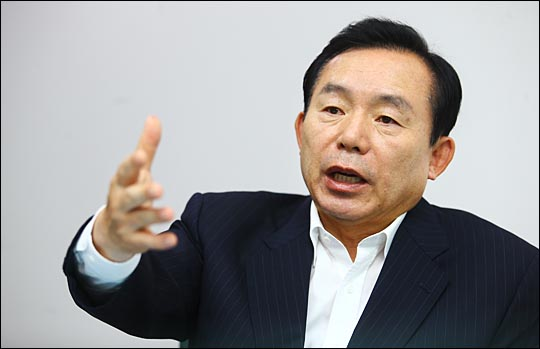 이인제 새누리당 의원. ⓒ데일리안 홍효식 기자