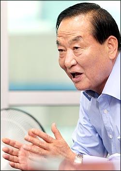 서청원 새누리당 의원. ⓒ데일리안 박항구 기자