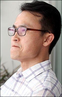 유재길 (사)시대정신 사무처장. ⓒ데일리안 박항구 기자