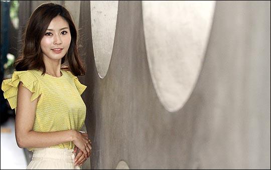 탈북 방송인 김아라. ⓒ데일리안 박항구 기자