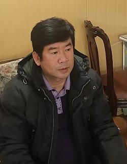한성식 세월호 일반인희생자가족대책위원회 부위원장.ⓒ데일리안