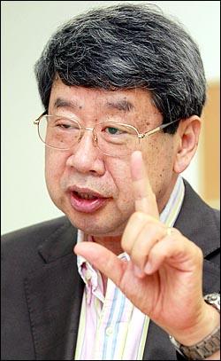 조동근 바른사회시민회의 대표. ⓒ데일리안 박항구 기자