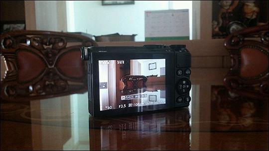 니콘 1 J5 촬영모드. ⓒ데일리안