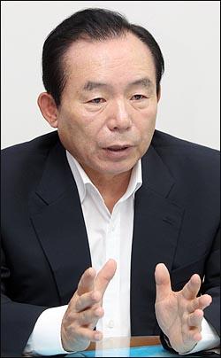 이인제 새누리당 노동시장선진화특별위원회 위원장. ⓒ데일리안 박항구 기자