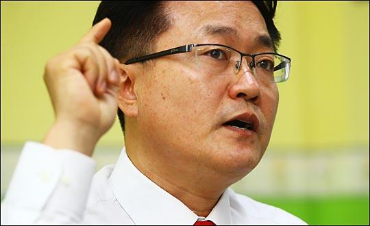 최홍재 전 국민통합위원회 기획단장.ⓒ데일리안 홍효식 기자