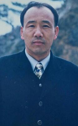 지난 2001년 3월 순직한 김영명 소방장.김영명 소방관 유가족 제공