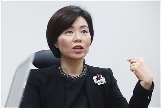 민현주 새누리당 의원. ⓒ데일리안 홍효식 기자