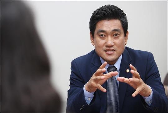 오신환(서울 관악을) 새누리당 당선자. ⓒ데일리안 홍효식 기자