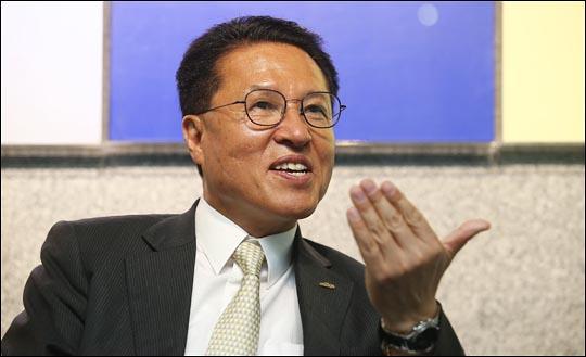 정운천(전북 전주을) 새누리당 당선자. ⓒ데일리안 홍효식 기자