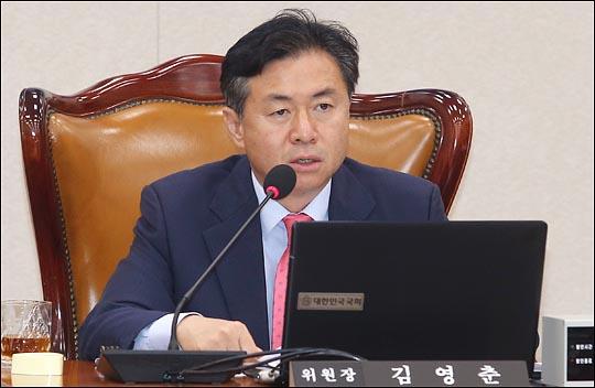 김영춘 더불어민주당 의원. ⓒ데일리안 홍효식 기자