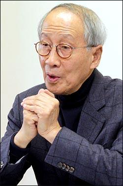 윤여준 전 환경부 장관. ⓒ데일리안 박항구 기자