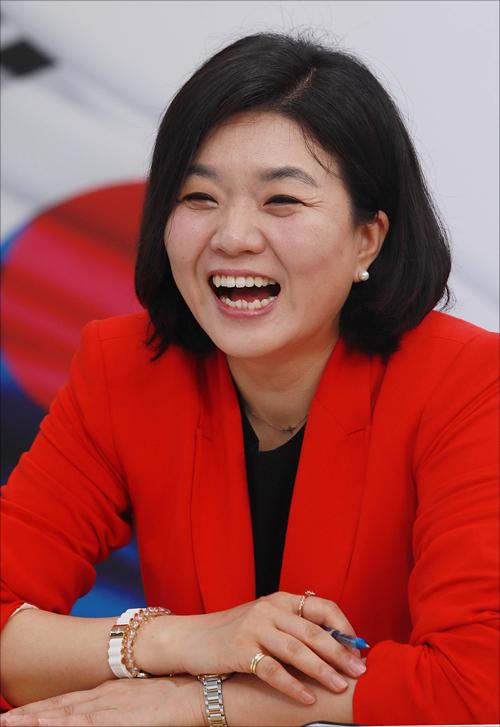 류여해 자유한국당 최고위원이 7일 서울 여의도 자유한국당 당사에서 데일리안과 인터뷰를 가졌다. ⓒ데일리안 홍금표 기자
