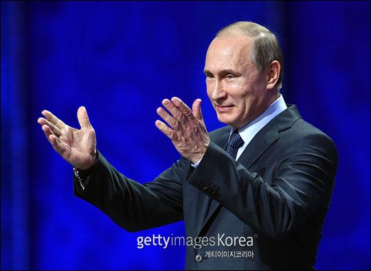 푸틴 러시아 대통령. ⓒ 게티이미지