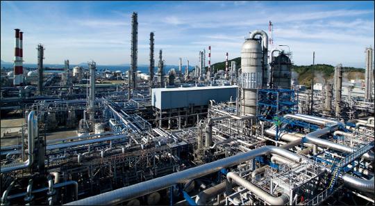 충남 대산 석유화학단지 전경.ⓒ데일리안DB
