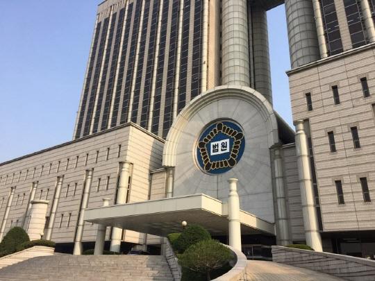 서울 서초동 법원 전경. ⓒ 데일리안 이호연 기자