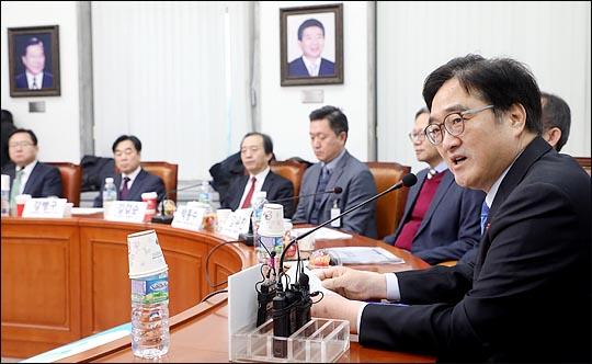 더불어민주당 현역의원들의 6·13 지방선거 출마가 이어지고 있다. (자료사진)ⓒ데일리안 박항구 기자