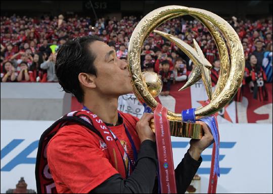 박주영이 FC서울과 2020년까지 재계약을 체결했다. ⓒ FC서울