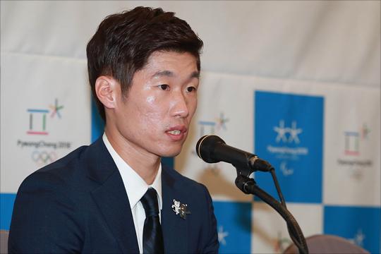 박지성 JS파운데이션 이사장이 모친상을 당했다. ⓒ 데일리안 홍금표 기자
