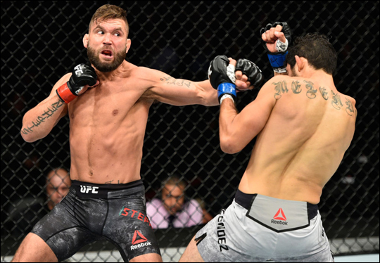 최두호와 맞붙게 될 제레미 스티븐스가 자신감을 드러냈다. ⓒ UFC 아시아