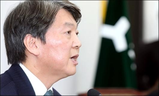 안철수 국민의당 대표가 4일 오전 국회 대표실에서 열린 취임 100일 간담회에서 이야기 하고 있다. ⓒ데일리안 박항구 기자