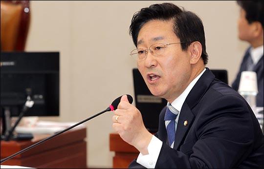 박범계 더불어민주당 의원. (자료사진) ⓒ데일리안 박항구 기자