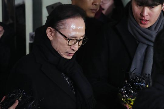 이명박 전 대통령. (자료사진) ⓒ데일리안 홍금표 기자