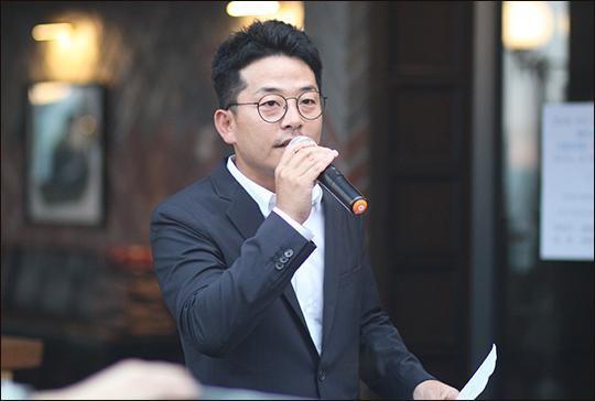 개그맨 김준호와 연극배우 김은영이 협의 이혼했다. ⓒ 데일리안DB
