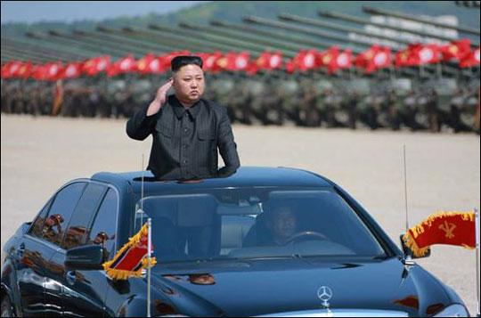 김정은 북한 노동당 위원장. ⓒ노동신문 캡처
