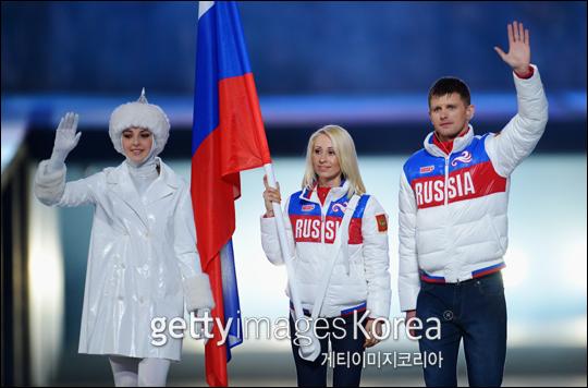 도핑 스캔들로 개인 자격으로 2018 평창동계올림픽에 참가하는 러시아 선수들이 올림픽 개막식에 대거 불참할 예정이다.(자료사진) ⓒ 게티이미지