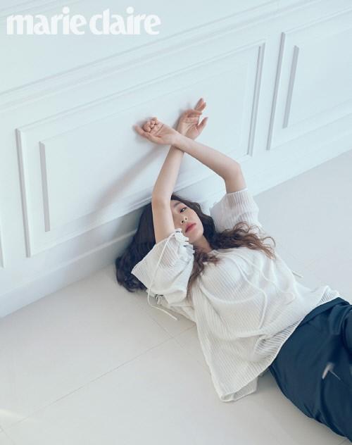 김연아 ⓒ 마리끌레르