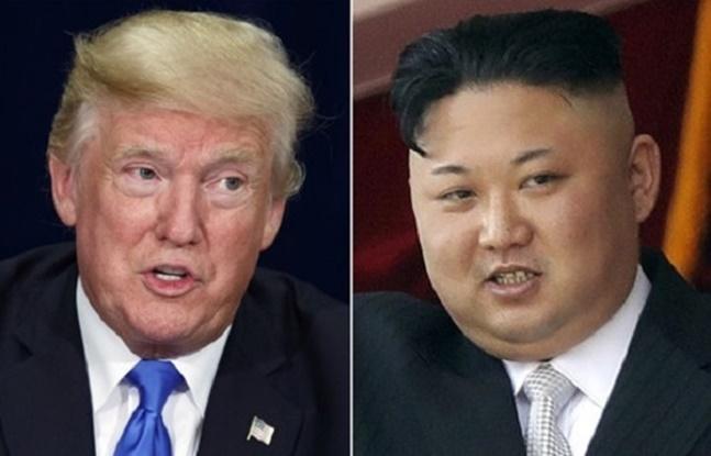 미 트럼프 대통령과 북한 김정은 노동당 위원장 ⓒ데일리안DB