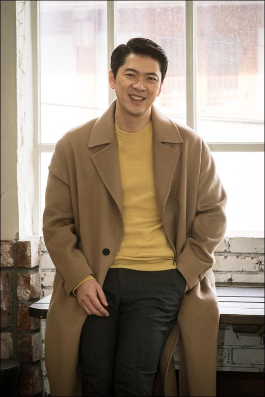 배우 김상경은 영화