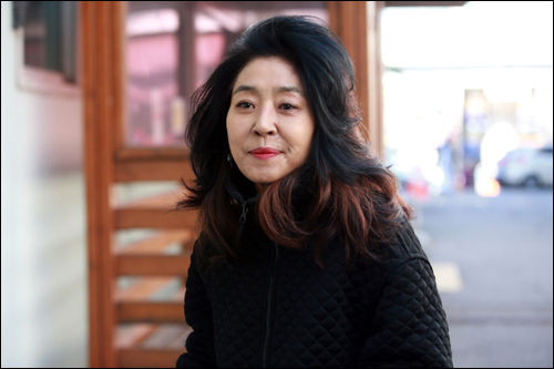 아파트 주민을 때린 혐의를 받고 있는 김부선에게 벌금형이 선고됐다. ⓒ 연합뉴스