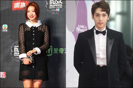 배우 박신혜(28)와 최태준(27)이 열애 중이다.ⓒ데일리안 DB