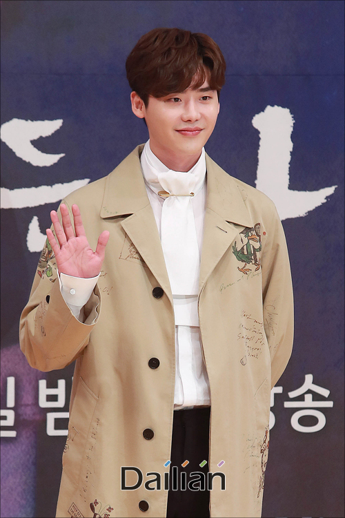 배우 이종석이 SBS 2부작 특집극