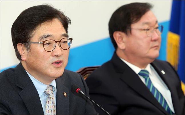 우원식 더불어민주당 원내대표(자료사진)ⓒ데일리안 박항구 기자